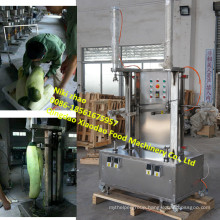 Automatic Papaya Watermelon Pumpkin Grapefruit Dasheen Peeling Machine