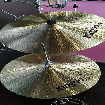 Musical Instrument  Hi-hat Cymbals