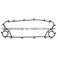 Indústria Química Usado Titanium Placa Heat Exchanger FKM Gasket
