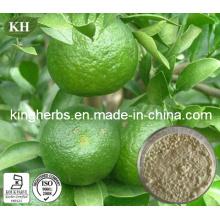 Extrait pur d'extrait naturel d'extrait de citrus Hesperidine / Neohespridin 80% ~ 98%; Citrus Bioflavonoid 45% -65%