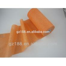 Китай завод волнистые спанлейс нетканый материал для очистки ткани