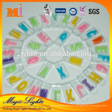 Venta al por mayor China Birthday Cake Candle Letters
