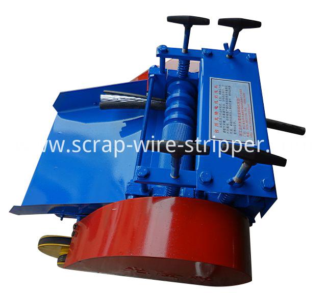 Wire Peeling Machine China Manufacturer