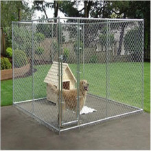 Extended Dog Run Large Cage