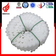 250 milímetros Shangyu High Heat Quality Pvc Round Counter Flow Cooling Tower Filler