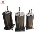 Refroidisseur industriel refroidi à l'eau de 15 HP