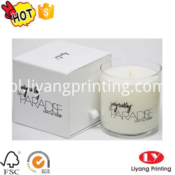 gift candle box