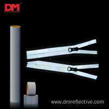5CM width Flame retardant reflective heat transfer film/vinyl tape/stripe of safety clothing/coverall for firefighters