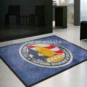 Rubber Sheet Floor Mat AS001, Logo Mat,