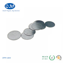 Rare Earth Magnetic Material Disc Neodymium NdFeB Magnet for Packing