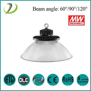 100w / 150W / 200W Led UFO High Bay light
