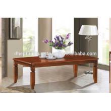 Table basse en bois massif / table japonaise