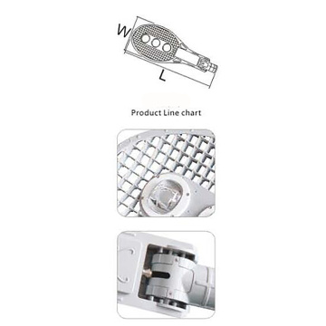 COB racquet 50w-150w led street light