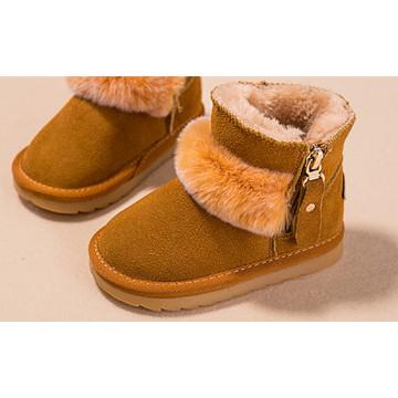 Winter Children Warm Boots Zapatos más nuevos para niños