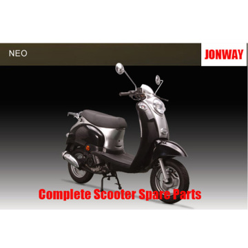 Jonway NEO Complete Scooter Spare Parts Original Quality