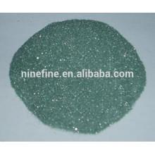Carbure de silicium noir et vert