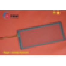 Serial and 8 inch Screen Size 4 Wire Resistive Touch Screen Panel