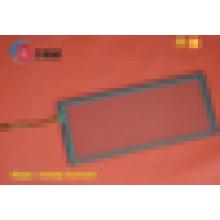 Serial e 8 polegadas tela tamanho 4 fio resistivo touch screen painel
