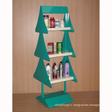 Floor Standing 3 Tier Tree Shape Metal Fixture (PHY352)