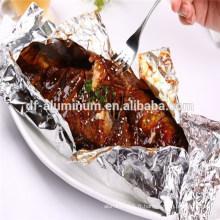 Rôtir / barbecue utiliser du papier d'emballage en papier cuite pour aliments en rouleaux