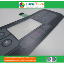 Organangel Tactile Membrane Switch OCA Lamination PC Lens