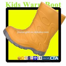 JX-916BOR красочные TPR Kids теплые сапоги для детей