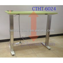 Malounta electric sit stand desk&Mammari stand up desk&Mandria (Limassol) operator control desk