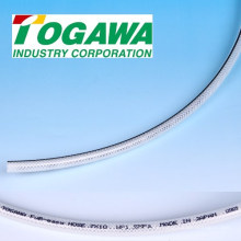 Durable FUB-easy sun paint hose with joints for paints. Manufactured by Togawa Industry. Made in Japan (sanitary hose)