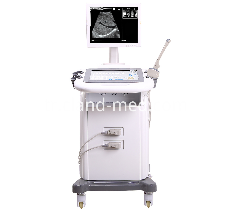 Pl 2018cii Trolley Ultrasound Scanner 5