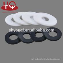 Diferentes tamaños y materiales Juntas de goma NBR / PTFE juntas / arandelas de teflón Junta plana de sellado a alta presión