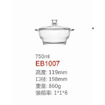 Pote de cristal Dg-1377