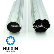 Hot sale types of aluminum profiles aluminum hollow profile