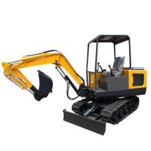Mini excavadora retroexcavadora precio diesel para la venta en la máquina Bc con excavadora de ruedas