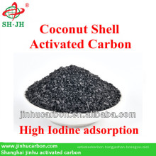 Coconut shell activated carbon for Gold Mining