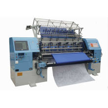 76 Inches High Speed Shuttle Lock Stitch Multi-Needle Quilting Machine
