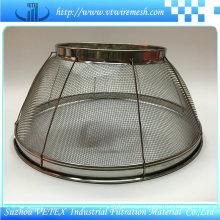 SUS 304 Vetex Mesh Basket