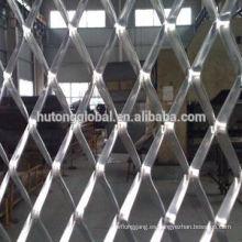 Metal expandido de aluminio para techo