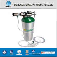 High Quality Medical Aluminum Oxygen Gas Cylinder (MT-6-10)