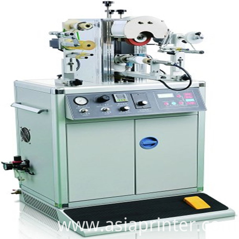 automatic irregular shape Hot Stamping Machine