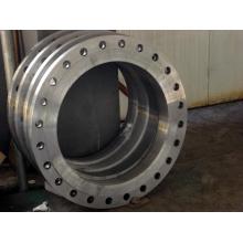 Reborde forjado acero modificado para requisitos particulares