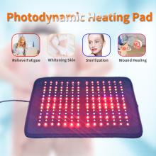 Enveloppement de tampon pour appareil de luminothérapie 4 couleurs médical