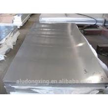 7075 T651 Folha de alumínio