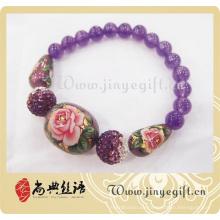 Mode Blume Perlen Armband Schmuck Zubehör