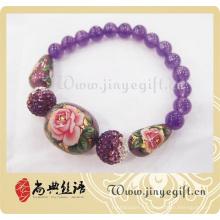 Perles de fleur de mode Bracelet Accessoires de bijoux