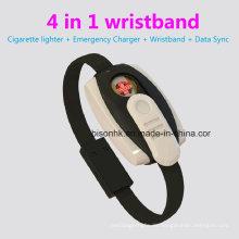 Neue Multifunktions-Kabel Zigarettenanzünder Handy-Ladegerät