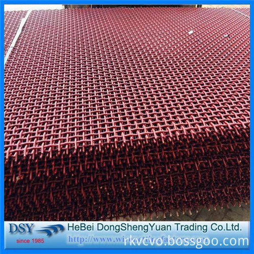crimped wire mesh low price