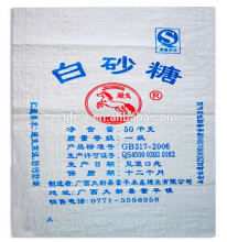 standard pp woven bags for white sugar packaging bags price