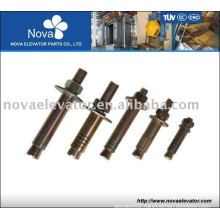 Anchor Bolt, Nuts, Washers