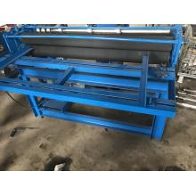 Foot plate shearing machine