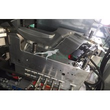 automatic hydraulic blow molding machine